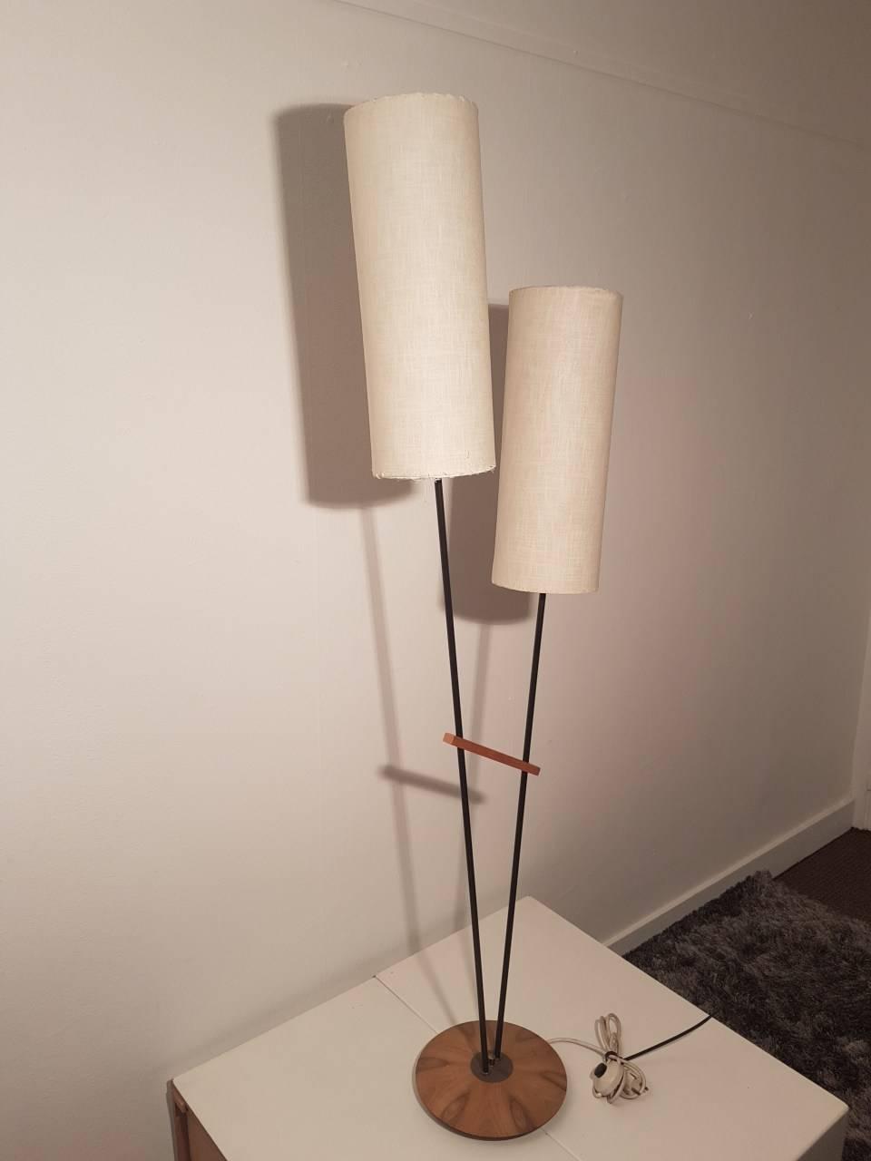 lampe design 1960