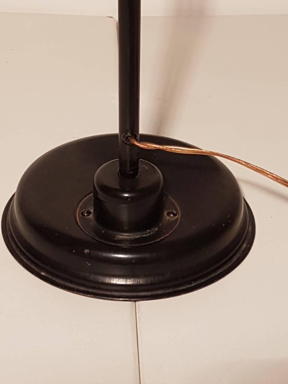 lampe de bureau vintage mod le kaiser idell bauhaus. Black Bedroom Furniture Sets. Home Design Ideas