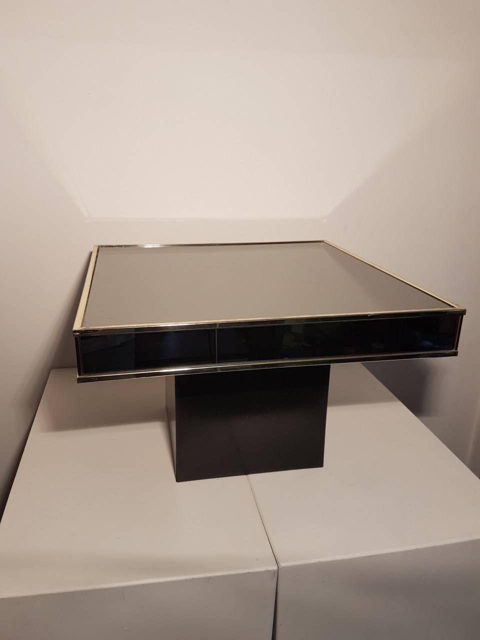 2 Tables Basses Design Willy Rizzo